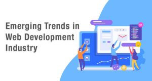 Emerging trends in web development