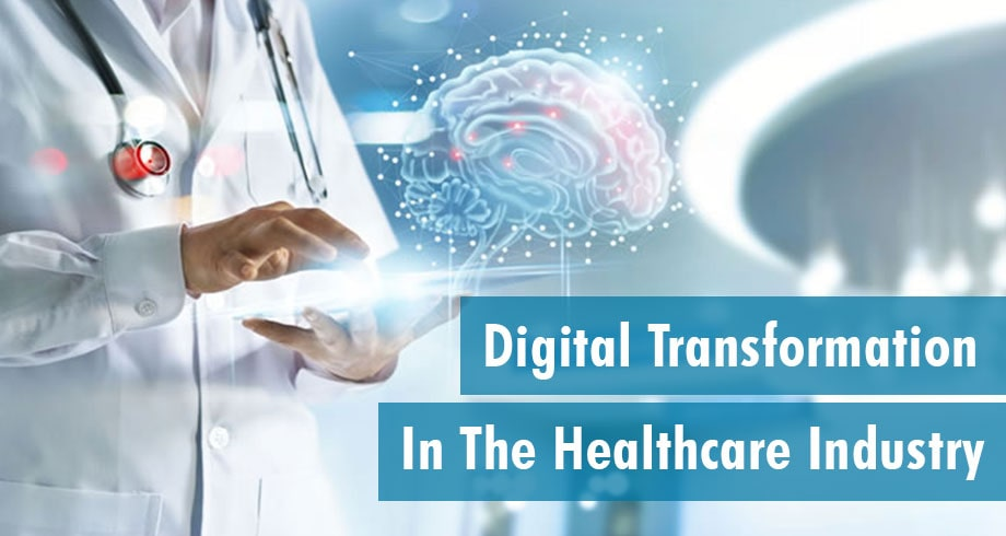 Digital Transformation for health sector