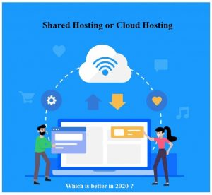 Shared Hosting or Cloud Hosting